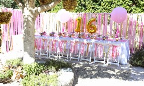 Backyard Birthday Party Ideas Sweet 16 Gift For A Girl Astonishing with 14 Genius Designs of How to Upgrade Backyard Birthday Party Ideas