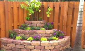 Backyard Corner Landscaping Ideas Garden Design with Landscaping Ideas For Backyard Corner