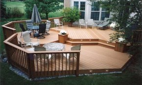 Backyard Deck Ideas Turismoestrategicoco with regard to 11 Clever Ways How to Makeover Backyard Decks Ideas