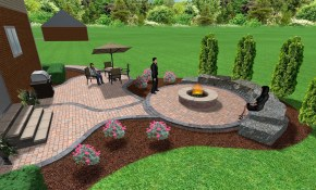 Backyard Fire Pit Landscaping Ideas Turismoestrategicoco in 12 Smart Tricks of How to Make Backyard Landscaping With Fire Pit