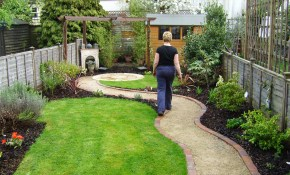 Backyard Garden Designs Landscaping Design New Small Ideas with regard to 10 Clever Initiatives of How to Makeover Backyard Garden Designs And Ideas