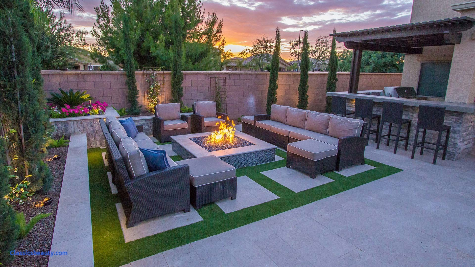Backyard Hardscape Ideas Awesome Design Turismoestrategicoco within 10 Some of the Coolest Concepts of How to Build Hardscape Backyard Ideas