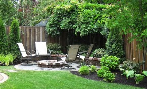 Backyard Landscape Design Small Backyard Landscaping Concept To with regard to 13 Awesome Initiatives of How to Craft Landscape Designs For Small Backyards