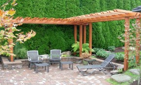 Backyard Landscape Ideas Garden Home Decor Small Patio Gardens Great regarding 10 Some of the Coolest Tricks of How to Upgrade Backyard Landscape Plan