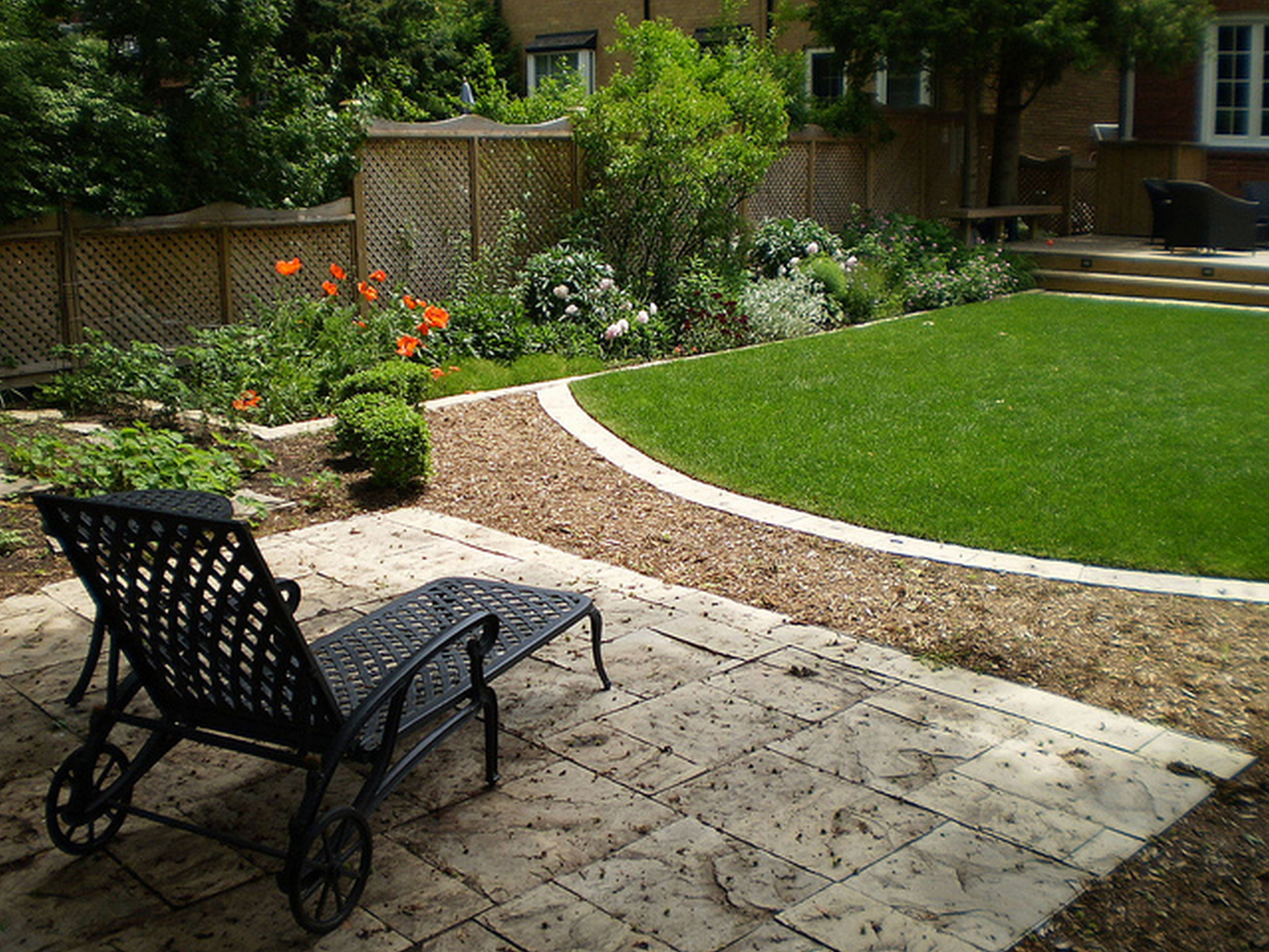 Backyard Landscaping For Small Yards Landscaping Designs For Small intended for 13 Awesome Designs of How to Makeover Best Backyard Landscape Designs