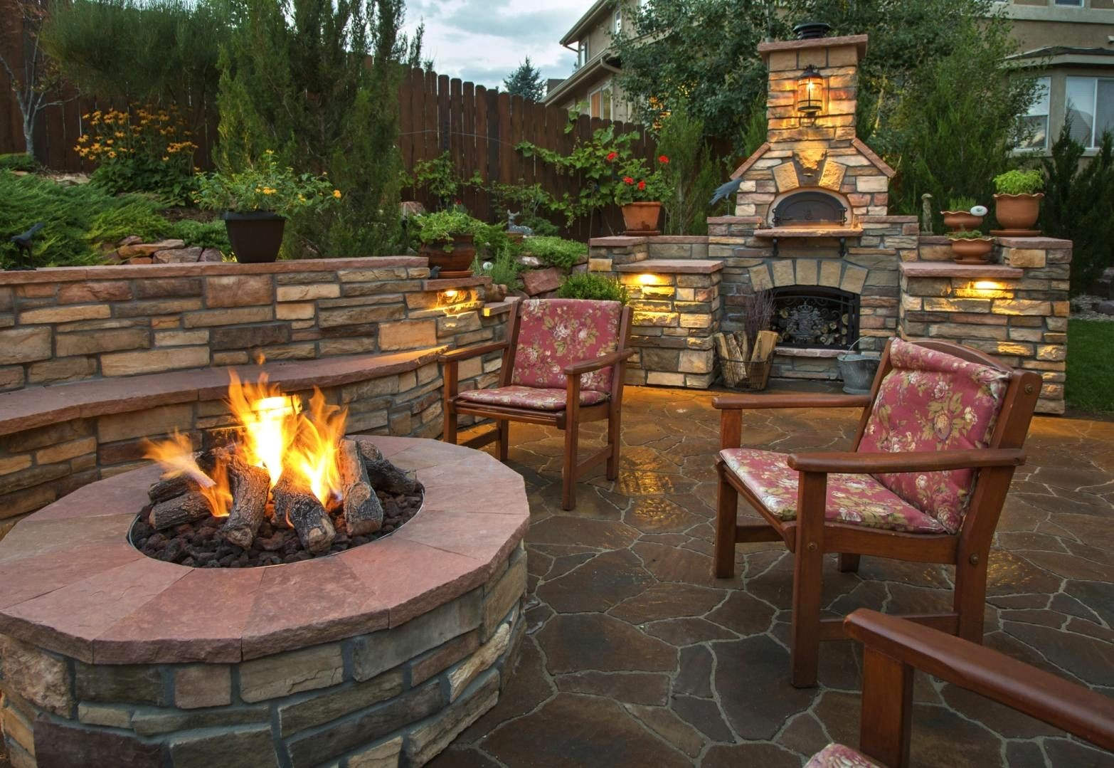 Backyard Landscaping Ideas With Fire Pit The Garden Inspirations for 15 Smart Designs of How to Improve Backyard Landscaping Ideas With Fire Pit
