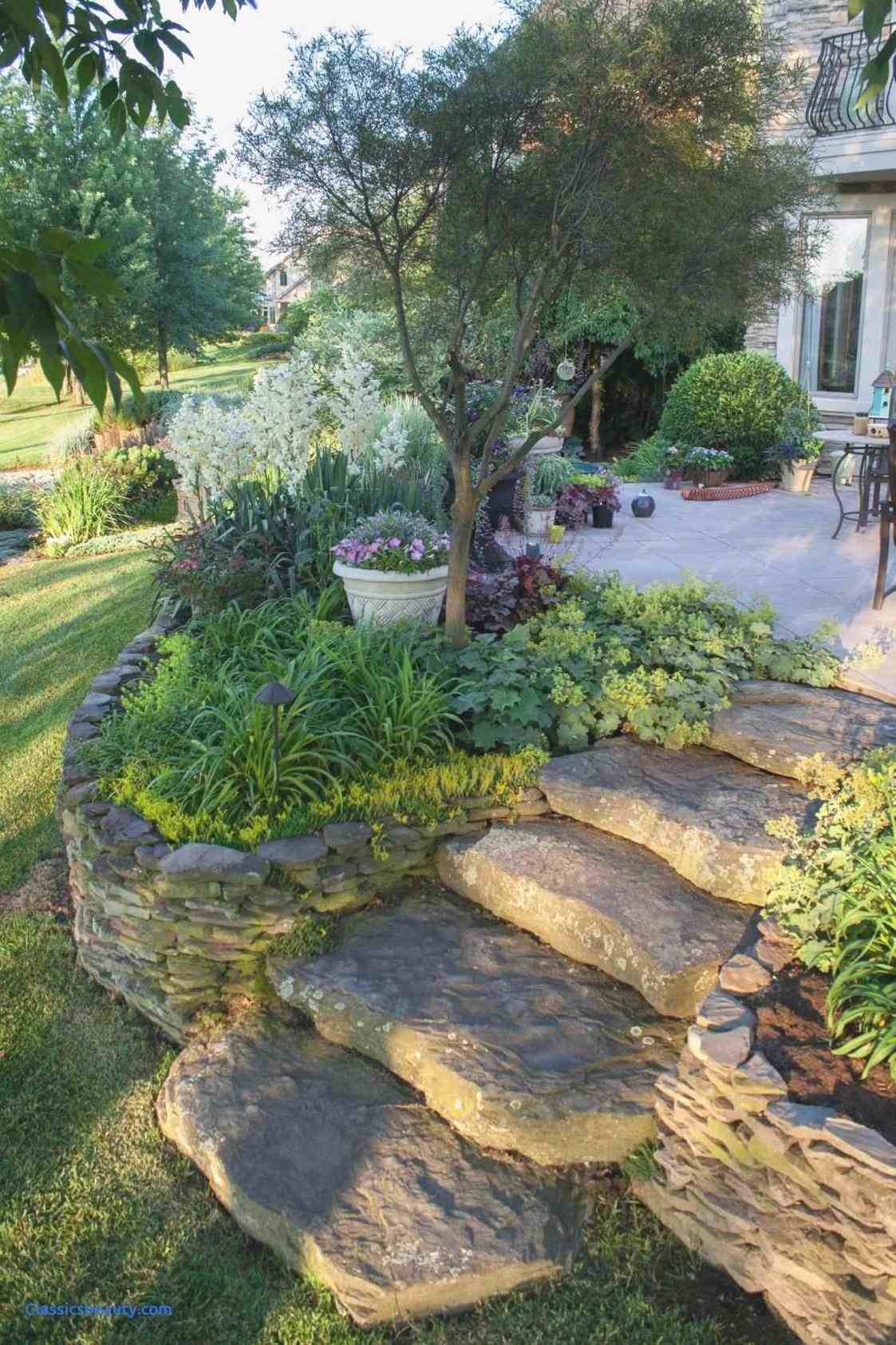 Backyard Landscaping Sloped Yard Backyard Ideas For Sloping Yards with 10 Awesome Initiatives of How to Make Landscaping Sloping Backyard Ideas