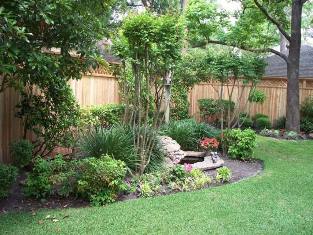 Backyard Landscaping With Trees And Shrubs Nice Backyard with 15 Some of the Coolest Ideas How to Upgrade Backyard Trees Landscaping Ideas