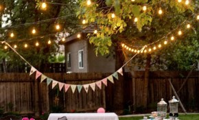 Backyard Party Decorating Backyard Design Ideas throughout Backyard Party Ideas