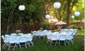 Backyard Party Decorating Ideas Garden Magnificent Decorations On with regard to 10 Smart Ideas How to Makeover Ideas For Backyard Party
