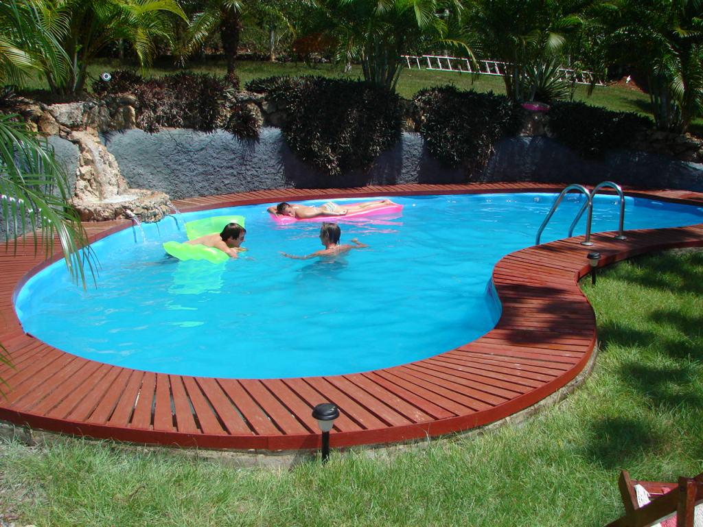 Backyard Pool Deck Ideas Home Decor Furniture throughout Backyard Pool Deck Ideas