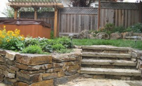 Backyard Stone Retaining Wall Steps Huls Designs Tierra Este 16490 in 12 Some of the Coolest Ideas How to Upgrade Retaining Wall Ideas For Backyard