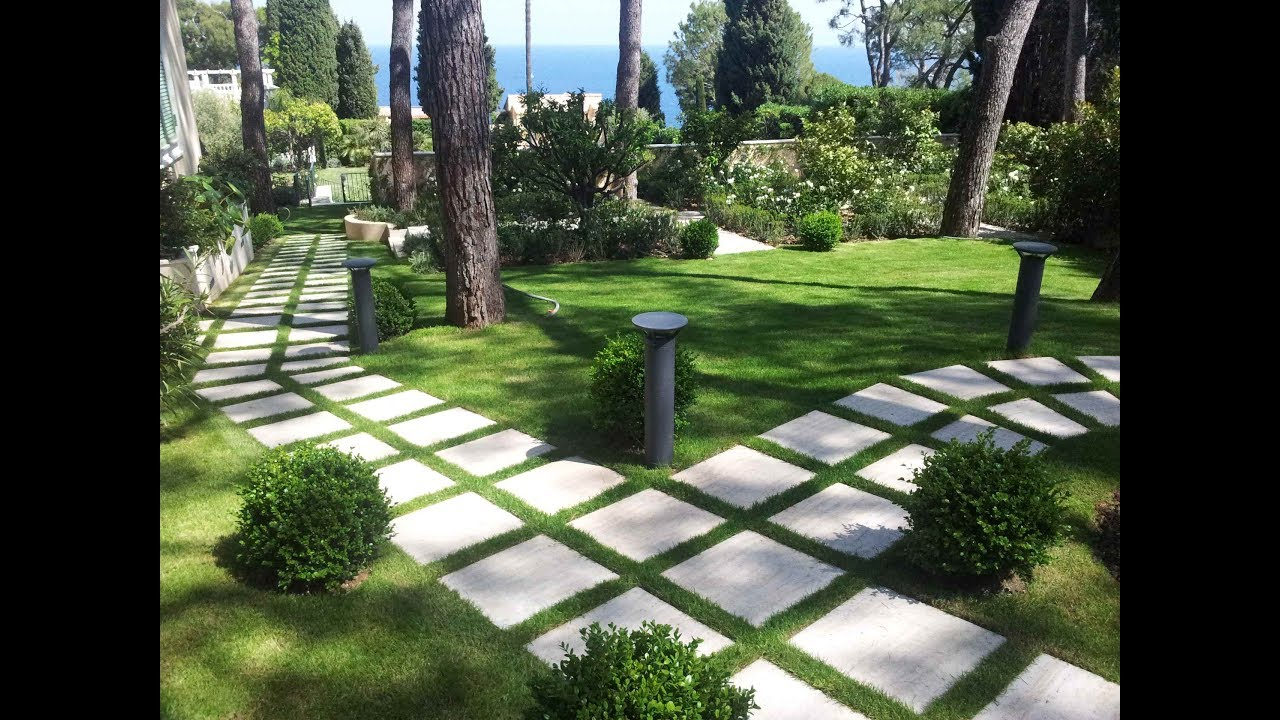Backyard Walkway Ideas Youtube within 14 Smart Concepts of How to Improve Backyard Pathway Ideas