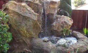 Backyard Waterfalls Design Ideas Clifrock Youtube intended for 11 Smart Initiatives of How to Upgrade Waterfall Ideas For Backyard