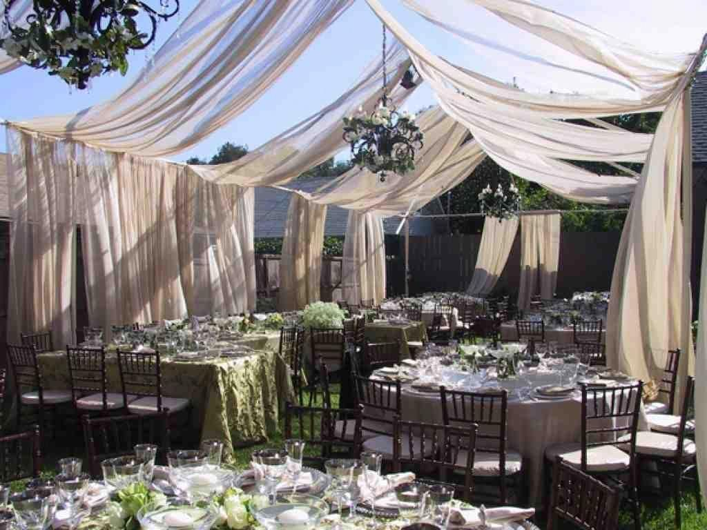 Backyard Wedding Reception Ideas On A Budget When I Say Yes In with regard to 15 Awesome Tricks of How to Build Cheap Backyard Wedding Reception Ideas