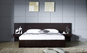 Beautiful Sleep In Modern King Size Bed Delaware Destroyers Home inside 15 Awesome Tricks of How to Craft Modern King Size Bedroom Set