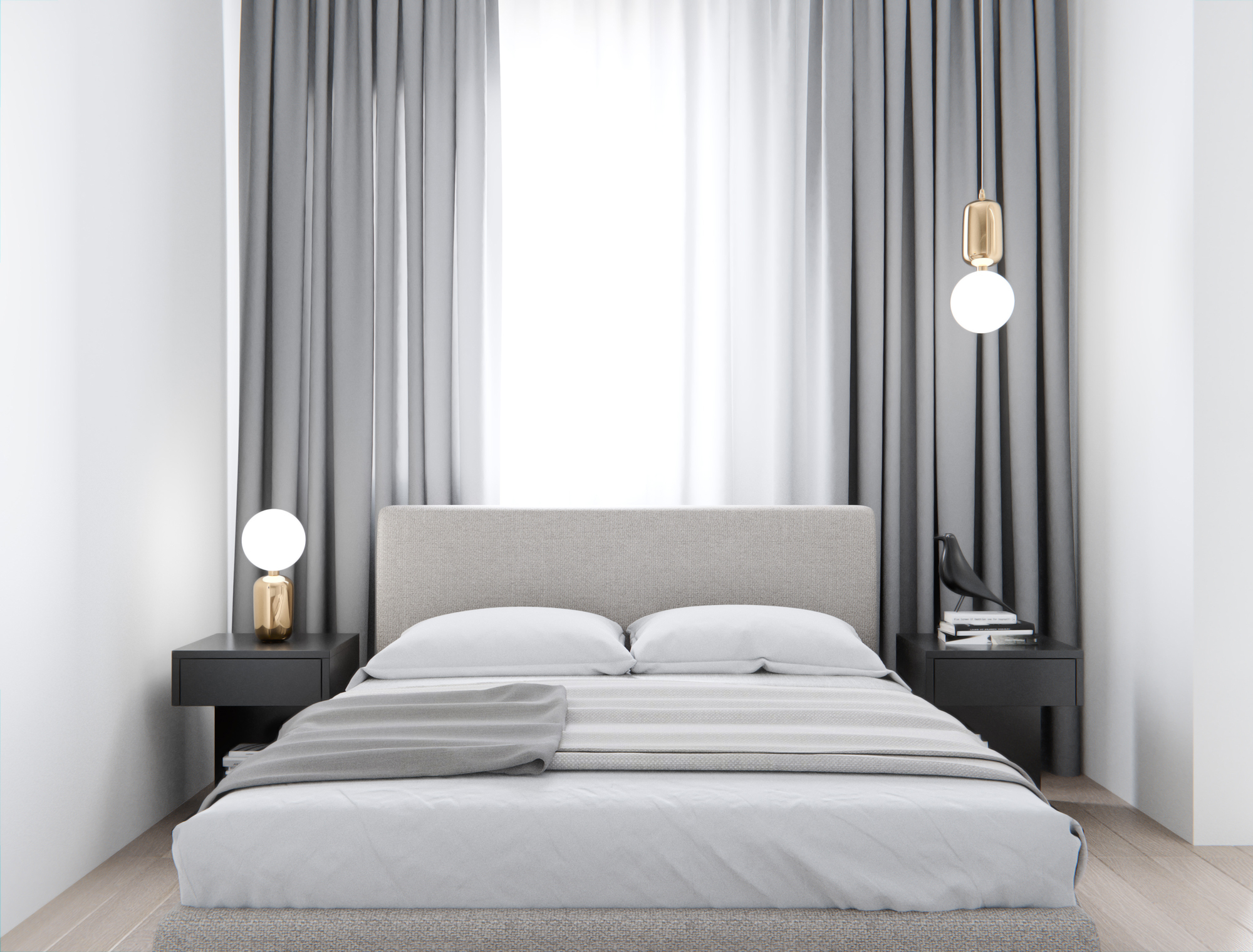 Bedroom Ideas 52 Modern Design Ideas For Your Bedroom The Luxpad pertaining to Modern Simple Bedroom Design