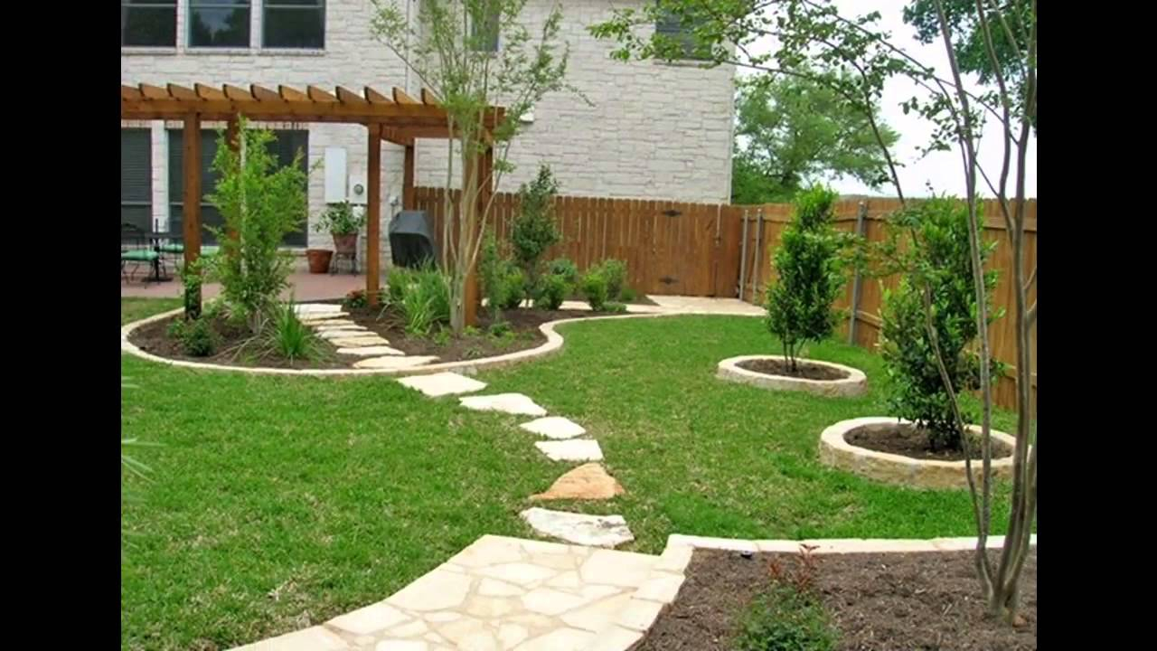 Best Home Yard Landscape Design Youtube in 11 Genius Ways How to Build Ideas For My Backyard