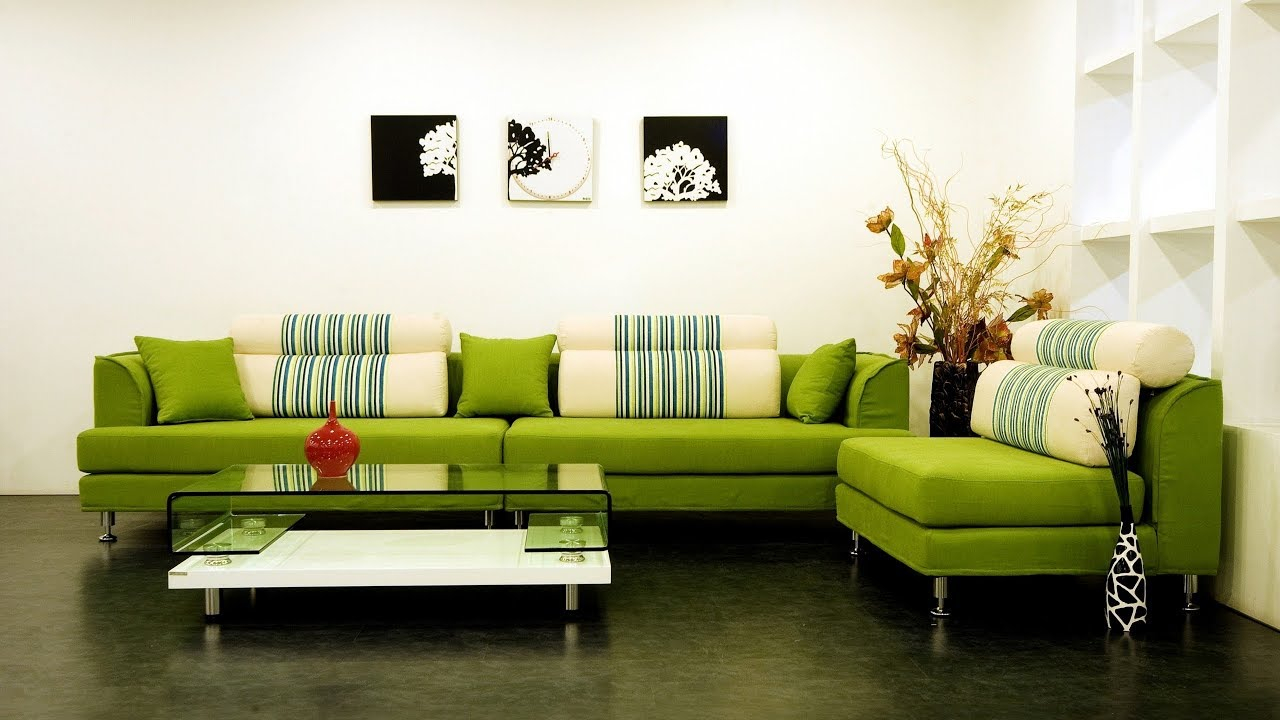 Bright Sofa Setting For Living Room Modern Style Home Decoration throughout Living Room Setting