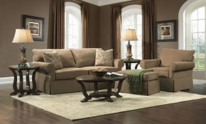 Broyhill Furniture Laramie Stationary Living Room Group Tommy Bahama with regard to Broyhill Living Room Sets