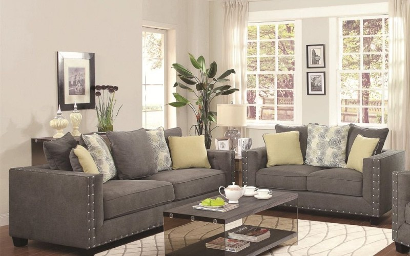 Calvin Button 2 Piece Living Room Set Free Shipping Today intended for 15 Smart Ideas How to Makeover Living Room Sets Free Shipping