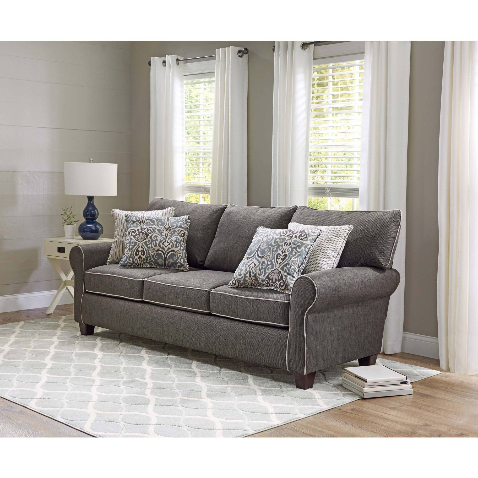 Chair Impressive Couches Walmart With Astounding Remark For Awesome pertaining to Living Room Set Covers