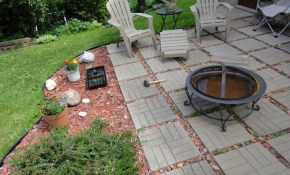 Cheap Patio Ideas Diy Cheap Easy Diy Patio Ideas intended for 11 Genius Concepts of How to Upgrade Backyard Landscapes On A Budget