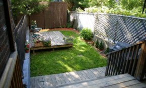 Clever Design Small Yard Landscaping Designs Yards Big Diy Before regarding 14 Clever Concepts of How to Build DIY Backyard Landscape Design