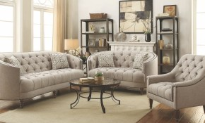 Coaster Avonlea Stone Grey Living Room Set Avonlea Collection 15 throughout Nice Living Room Set