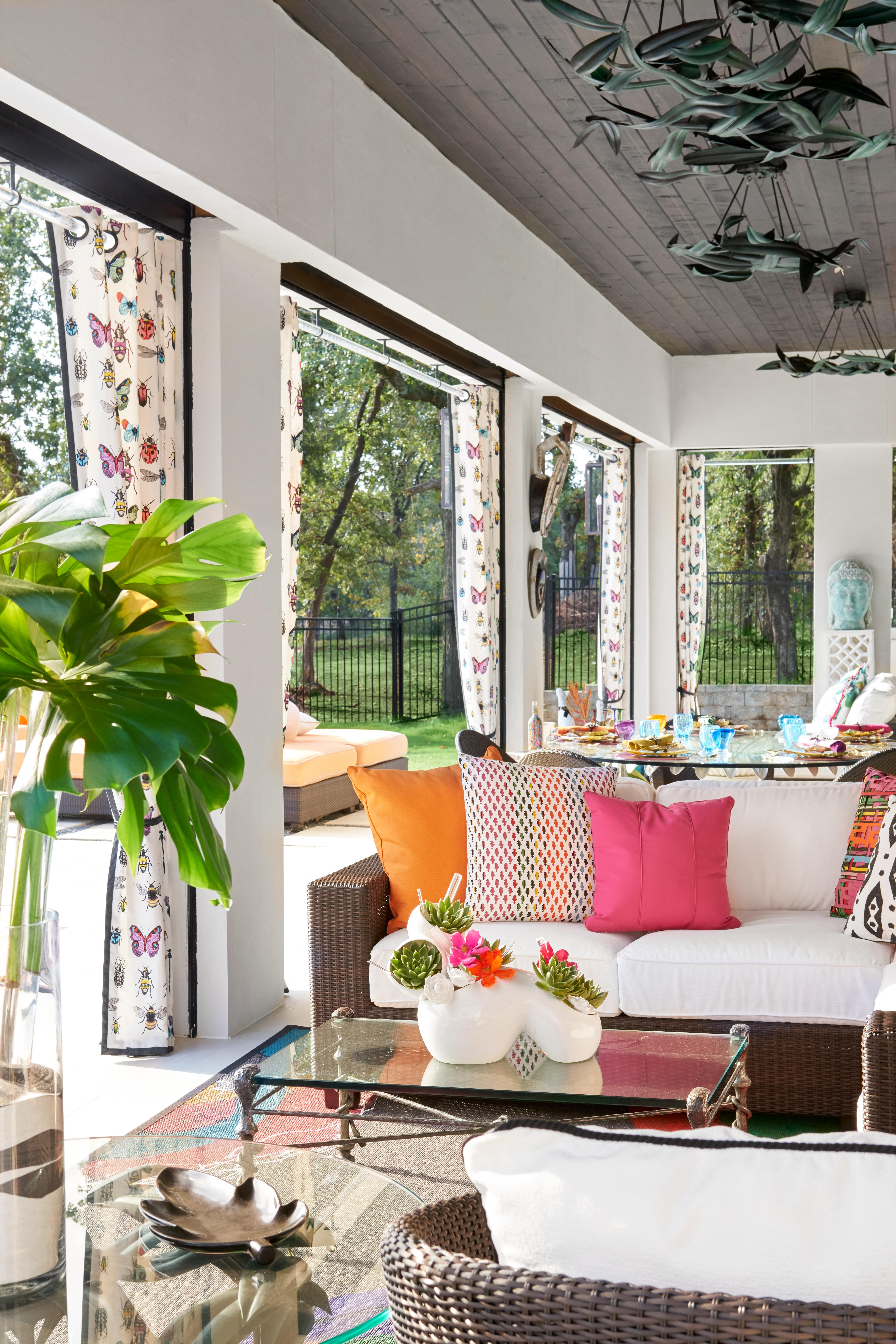 Colorful Backyard Decorating Ideas Better Homes Gardens in 10 Genius Concepts of How to Improve Colorful Backyard Ideas