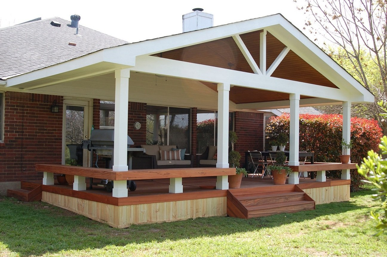 Covered Patio Designs To Renew The Atmosphere Pixelbox Home Design within Covered Patio Ideas For Backyard