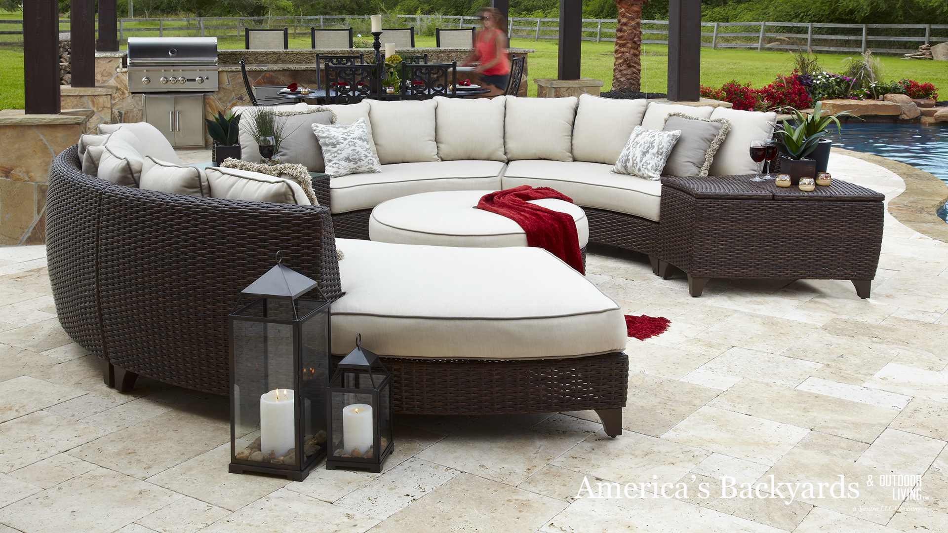 Crafty Outdoor Living Room Set Bridgeconnect Co Ideas Shocking inside 13 Clever Ways How to Build Outdoor Living Room Sets