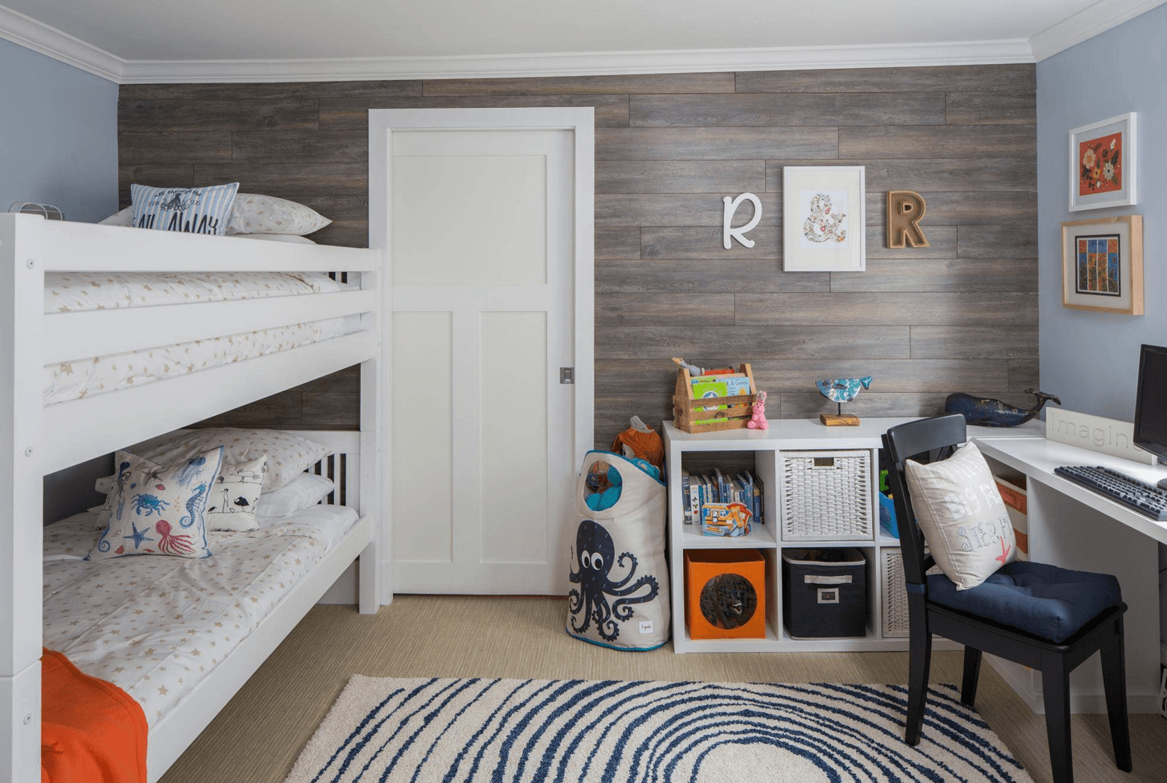 Creative Shared Bedroom Ideas For A Modern Kids Room Freshome within Modern Toddler Bedroom Ideas