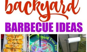 Creative Tips For Hosting An Outdoor Summer Party Backyard Bbq regarding 12 Clever Designs of How to Improve Backyard Bbq Party Ideas
