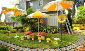 Decorating Home Garden Landscape Backyard Ideas For Small Yards On A for Backyard Makeover Ideas On A Budget