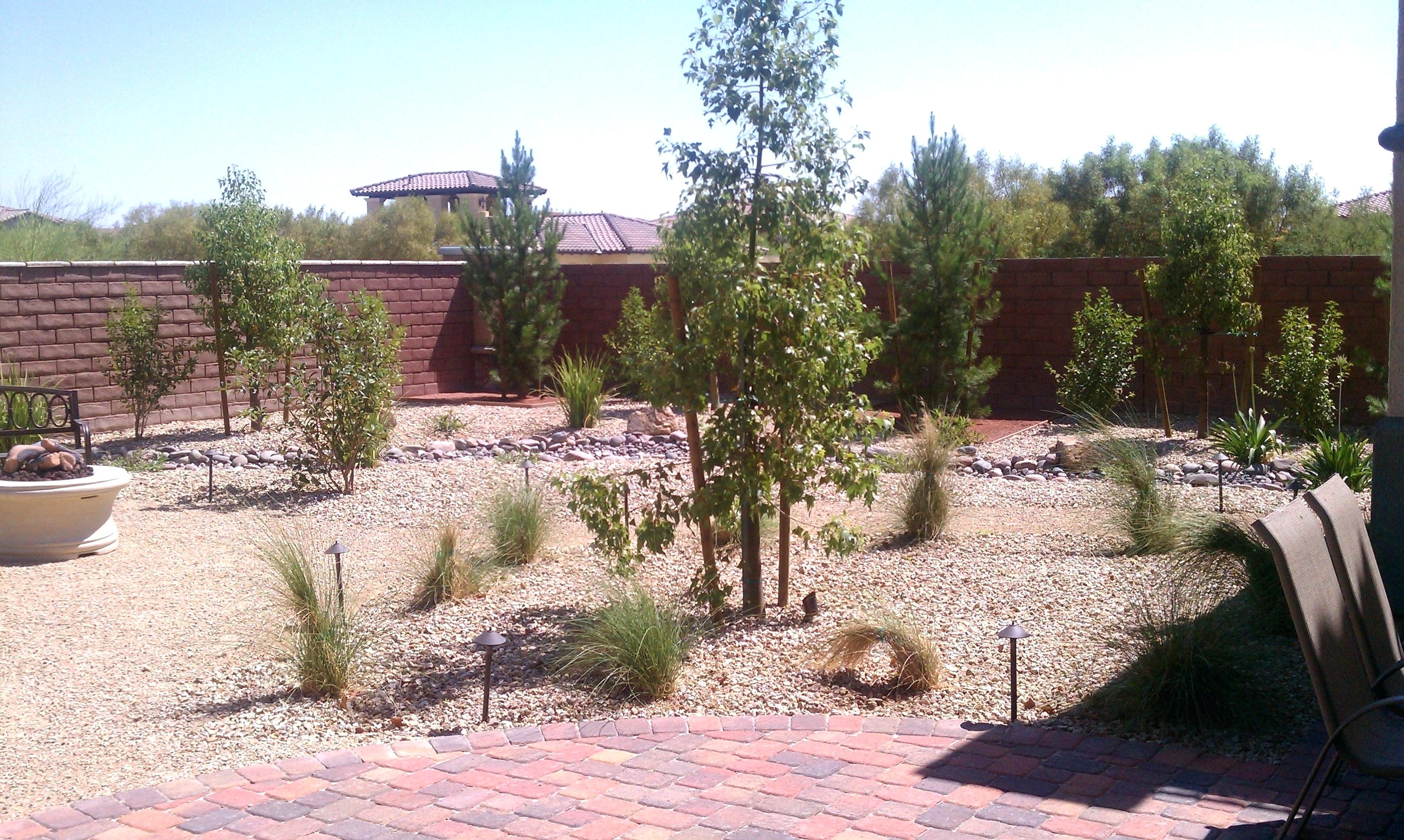 10 Genius Concepts of How to Improve Desert Landscape ... on Backyard Desert Landscaping Ideas On A Budget  id=40289