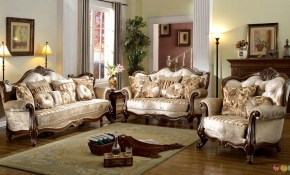 Details About French Provincial Formal Antique Style 2pc Sofa for 13 Clever Ways How to Upgrade Ebay Living Room Sets