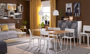 Dining Room Furniture Ideas Ikea pertaining to 11 Clever Tricks of How to Improve Cheap Living Room Tables Sets