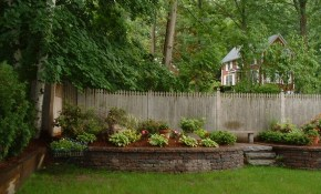 Dining Table Inspiration Small Backyard Retaining Wall Ideas Small within 12 Some of the Coolest Ideas How to Upgrade Retaining Wall Ideas For Backyard