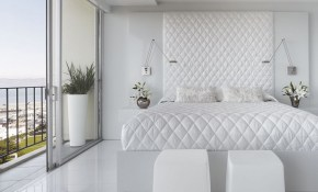 Dream White Bedroom Decorating Ideas Decoholic with regard to Modern White Bedroom Ideas