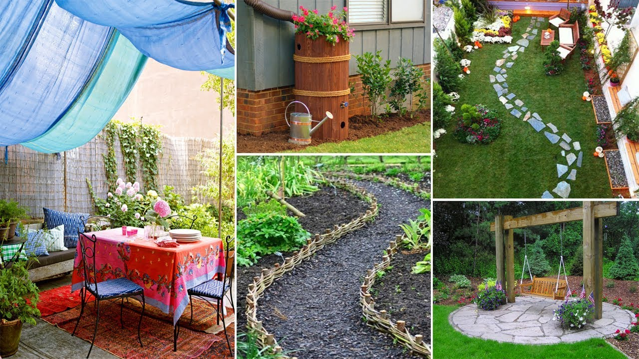 Easy And Creative Diy For Backyard Ideas On A Budget Garden Ideas with regard to 13 Awesome Designs of How to Make Diy Backyard Ideas On A Budget