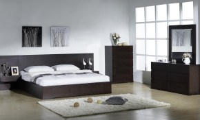 Echo Modern Platform Bed Cadomodern regarding 11 Clever Tricks of How to Build Modern Platform Bedroom Set