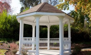 Effective Gazebo Ideas Villazbeats within 13 Clever Initiatives of How to Make Small Backyard Gazebo Ideas
