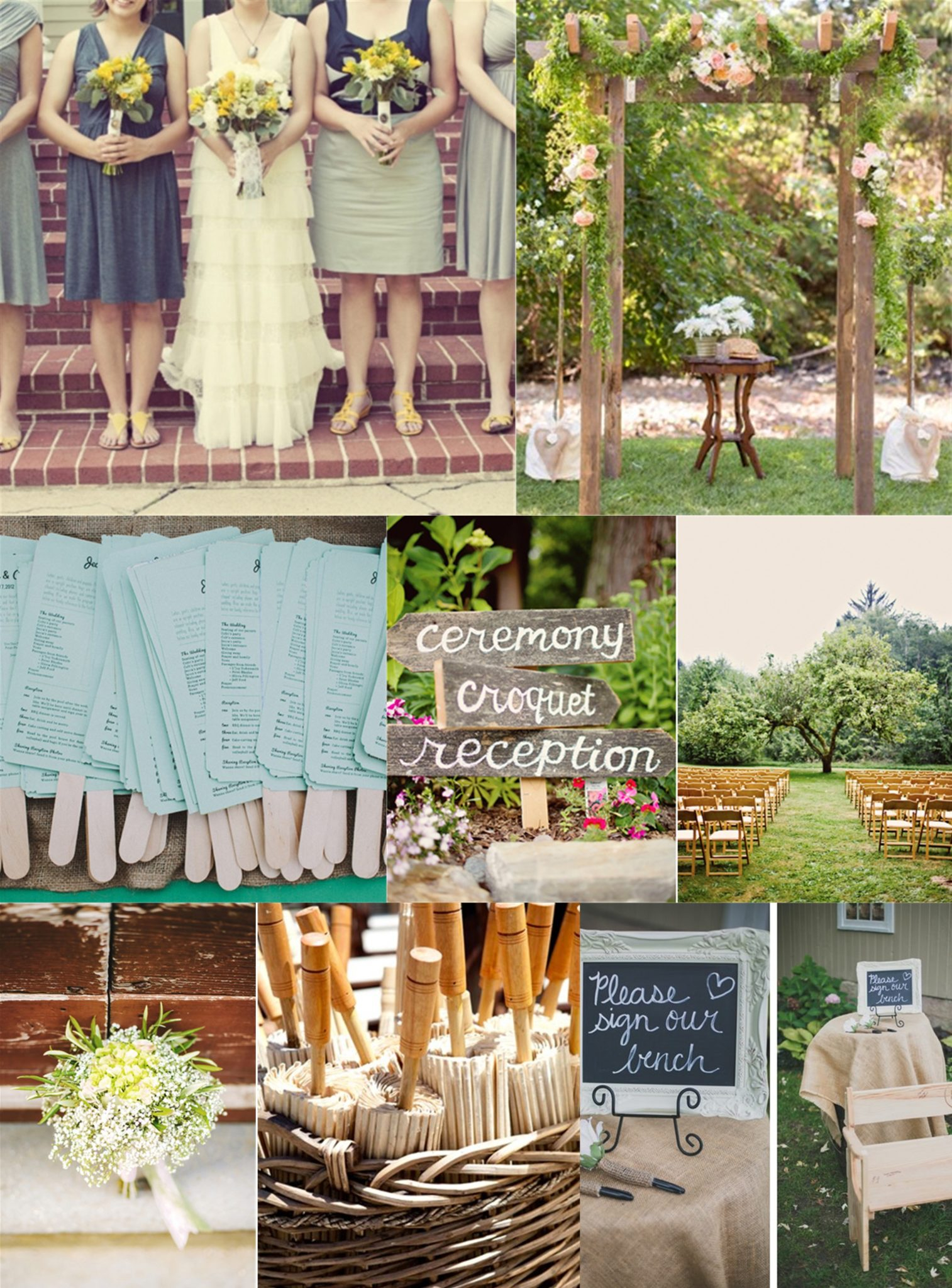Essential Guide To A Backyard Wedding On A Budget for 13 Genius Initiatives of How to Upgrade Small Backyard Wedding Ideas