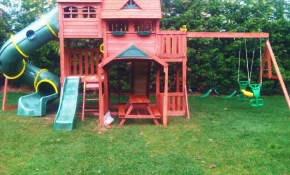 Exterior Design Awesome Gorilla Swing Sets Ideas For Your intended for Backyard Swing Set Ideas