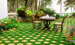 Fantastic Garden Flooring Ideas Cheap Outdoor Flooring Solutions in 13 Some of the Coolest Tricks of How to Build Backyard Floor Ideas