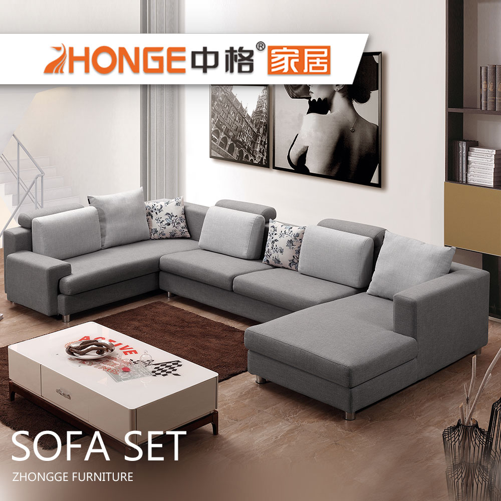 Fashionable New Design Living Room U Shape Fabric Sofa Set Modern with regard to 10 Genius Concepts of How to Makeover Modern Sofa Set Designs For Living Room