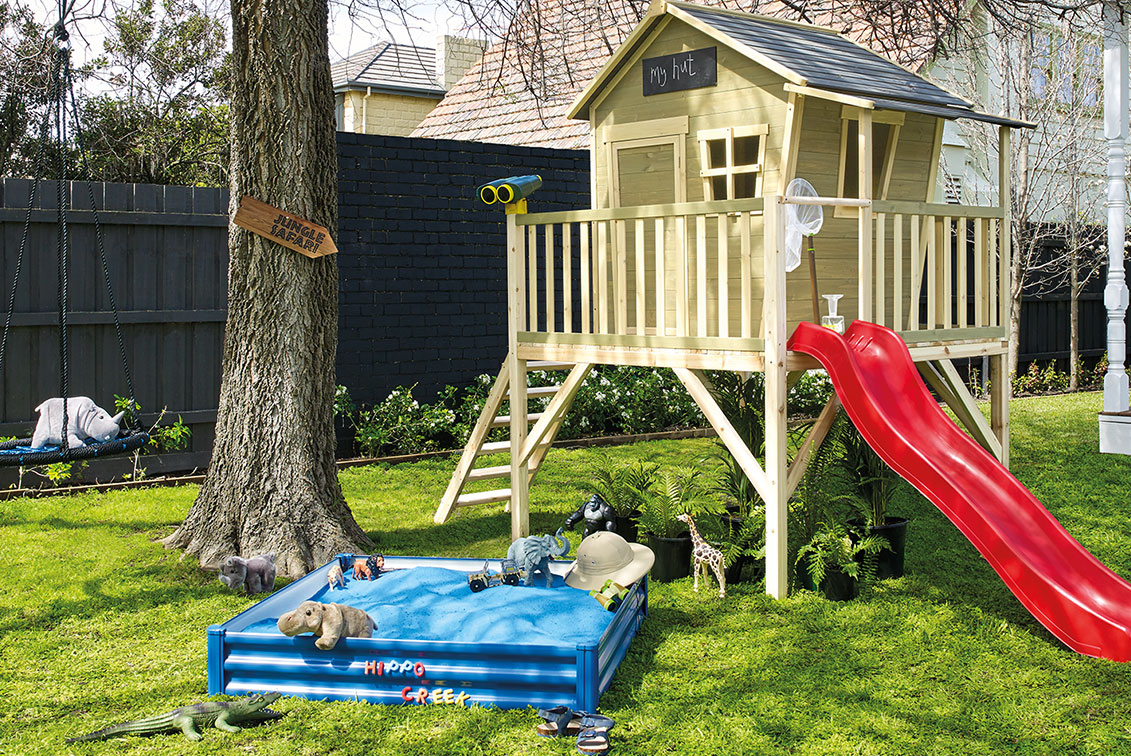 Four Diy Backyard Playground Ideas For You To Try Better Homes And within 11 Some of the Coolest Concepts of How to Upgrade Diy Backyard Playground Ideas