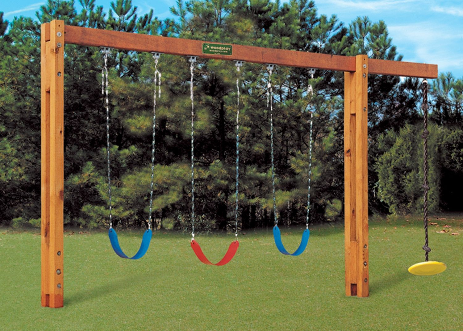 Freestanding Swingset Fun Things For Kids Backyard Swings intended for 12 Smart Ideas How to Upgrade Backyard Swing Set Ideas