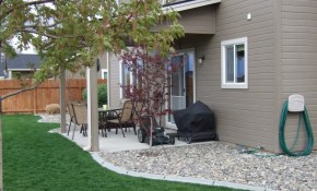 Front Yard Landscaping Ideas With Rocks Style Veterans Against The for Backyard Landscaping With Rocks